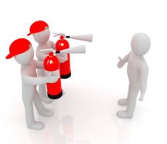 Оформление заключения пожарников для лицензирования